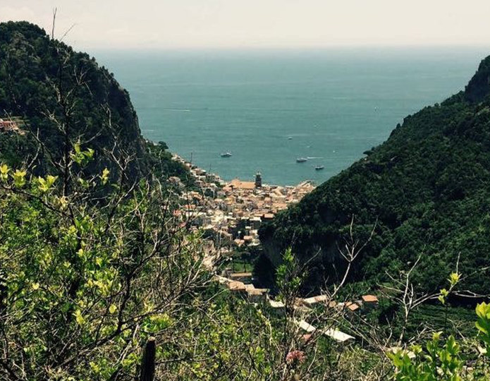 Private tour Amalfi