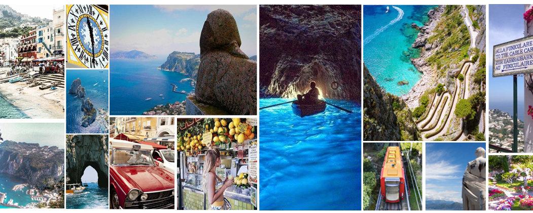 Private Tour Guide Capri Island