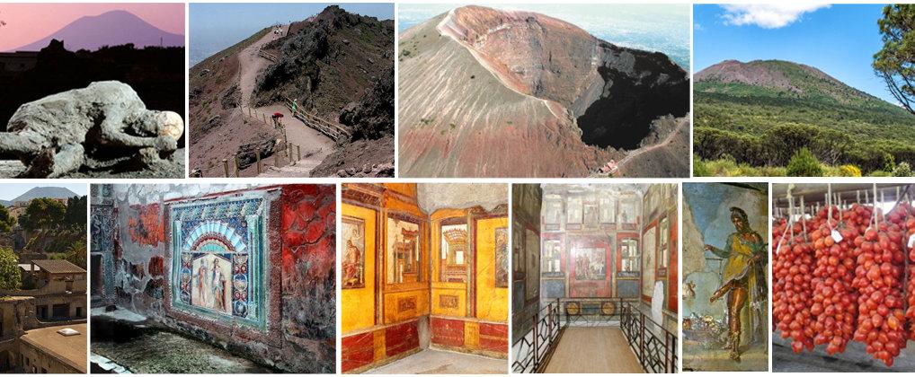 Private Tour Guide Pompeii Herculaneum Vesuvius